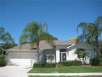 Estero Single Family Home For Sale: 23395 Olde Meadowbrook Cir