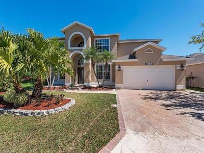Estero Single Family Home Pending With Contingencies: 21227 Braxfield Loop