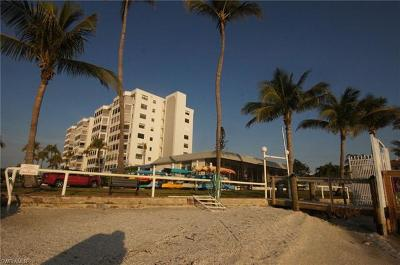 Fort Myers Beach Condo/Townhouse Pending With Contingencies: 8401 Estero Blvd #303