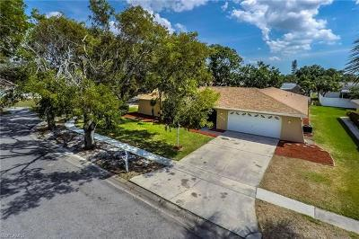 Fort Myers Single Family Home Pending With Contingencies: 1496 Charmont Pl