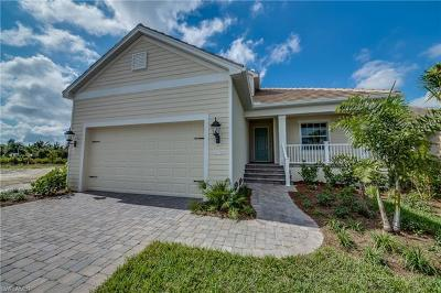 Fort Myers Single Family Home For Sale: 17762 Spanish Harbour Ct