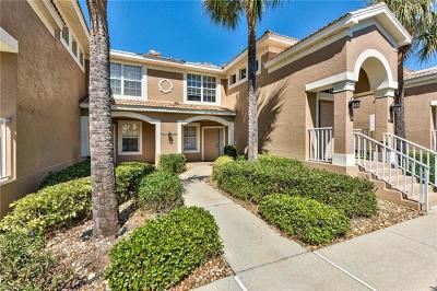 Estero, Bonita Springs Condo/Townhouse For Sale: 23566 Sandycreek Ter #1406