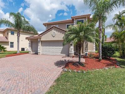 Estero Single Family Home For Sale: 20537 Ardore Ln