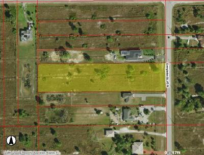 Naples Residential Lots & Land For Sale: Everglades Blvd