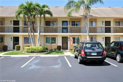 Fort Myers Condo/Townhouse Pending With Contingencies: 13130 White Marsh Ln #202
