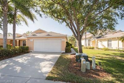 Naples Single Family Home For Sale: 15059 Sterling Oaks Dr