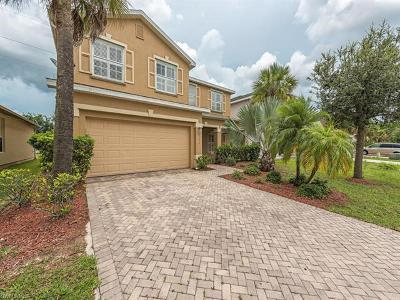 Lehigh Acres Single Family Home Pending With Contingencies: 8154 Silver Birch Way
