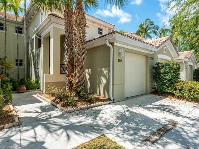 Naples Condo/Townhouse For Sale: 1720 Tarpon Bay Dr S #3-202