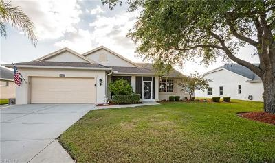 Estero Single Family Home Pending With Contingencies: 22794 Snaptail Ct