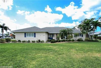 Bonita Springs Single Family Home For Sale: 9909 Treasure Cay Ln