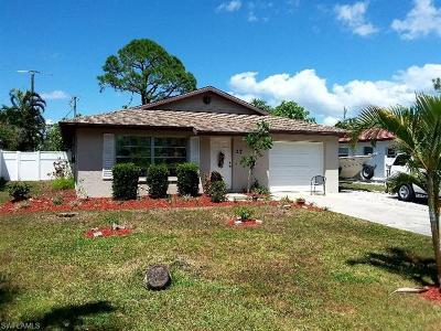 Bonita Springs Single Family Home For Sale: 27 5th St