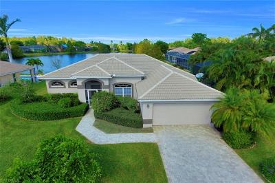 Fort Myers Single Family Home For Sale: 8969 Cypress Preserve Pl