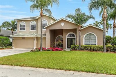 Estero Single Family Home For Sale: 11457 Pembrook Run