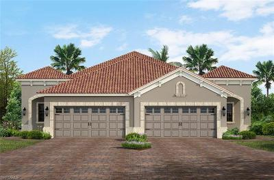 Fort Myers Single Family Home For Sale: 4546 Mystic Blue Way