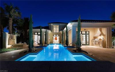 Estero Single Family Home For Sale: 9830 Bay Meadow
