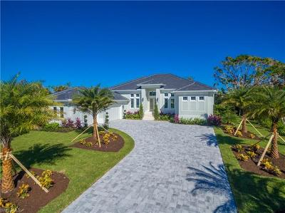 Marco Island Single Family Home For Sale: 1070 Caxambas Dr