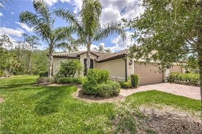 Fort Myers Single Family Home Pending With Contingencies: 11701 Avingston Ter