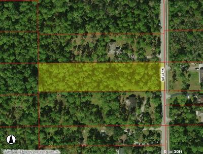 Naples Residential Lots & Land For Sale: 5th St SW