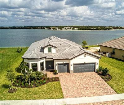Estero Single Family Home Pending With Contingencies: 14381 Cove Ct