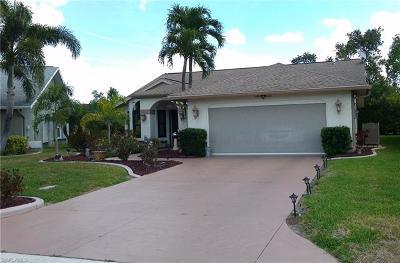 Fort Myers Single Family Home For Sale: 13265 Greywood Cir