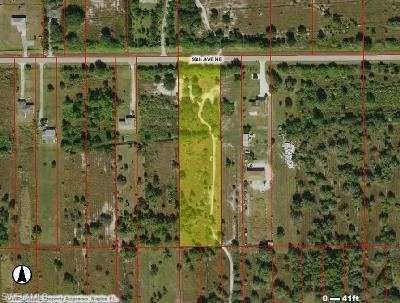 Naples Residential Lots & Land For Sale: 4350 56th Ave NE