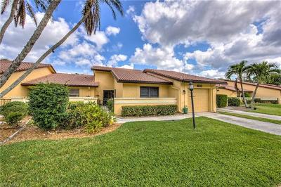 Fort Myers Condo/Townhouse For Sale: 5360 Governors Dr