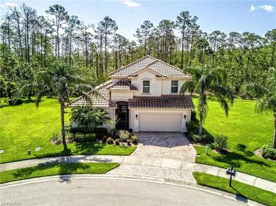 Fort Myers Single Family Home Pending With Contingencies: 11295 Lithgow Ln