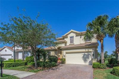 Fort Myers Single Family Home For Sale: 5453 Whispering Willow Way
