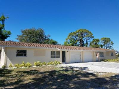 Bonita Springs Multi Family Home For Sale: 27311/313 J C Ln