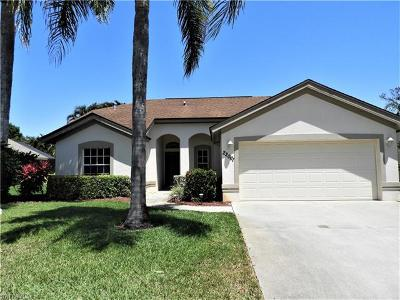Estero Single Family Home For Sale: 22061 Seashore Cir