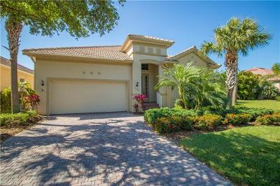 Fort Myers Single Family Home For Sale: 5729 Calmar Breeze Ln
