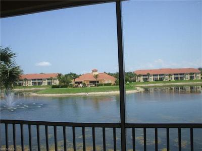 Estero Condo/Townhouse For Sale: 8450 Kingbird Loop #425