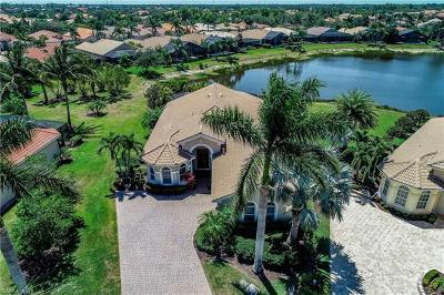 Estero Single Family Home For Sale: 8814 Biella Ct
