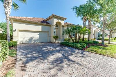 Fort Myers Single Family Home Pending With Contingencies: 5477 Whispering Willow Way
