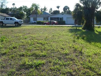 Bonita Springs Residential Lots & Land For Sale: 27280 Buccaneer Dr W