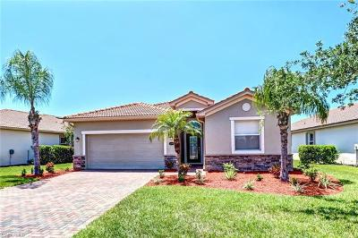 Estero Single Family Home For Sale: 21196 Bella Terra Blvd