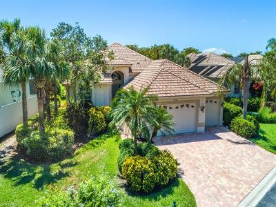 Bonita Springs Single Family Home For Sale: 27540 Riverbank Dr