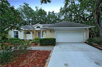Estero Single Family Home Pending With Contingencies: 21151 Winterberry Way