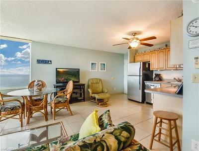 Fort Myers Beach Condo/Townhouse For Sale: 7330 Estero Blvd #PH1