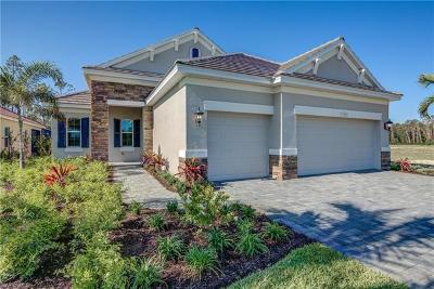 Fort Myers Single Family Home For Sale: 8281 Preserve Point Dr