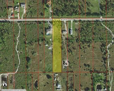 Naples Residential Lots & Land For Sale: 58th Ave NE