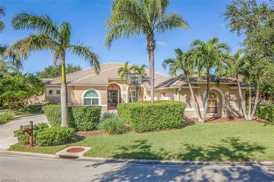 Fort Myers Single Family Home Pending With Contingencies: 11941 Cypress Links Dr