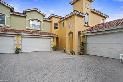 Fort Myers Condo/Townhouse For Sale: 12010 Lucca St #102