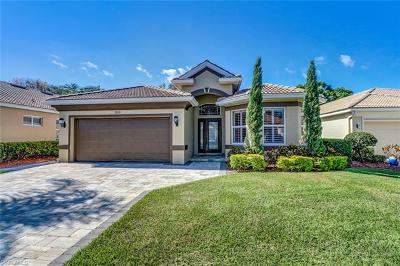 Estero Single Family Home For Sale: 20391 Rookery Dr