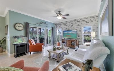 Fort Myers Condo/Townhouse For Sale: 10060 Lake Cove Dr #101