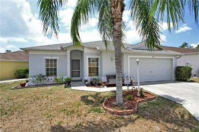 Estero Single Family Home For Sale: 10701 Rio Mar Cir