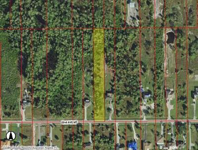 Naples Residential Lots & Land For Sale: 22nd Ave NE