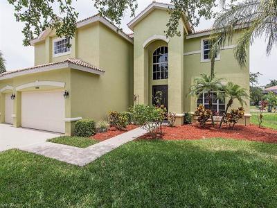 Estero Single Family Home For Sale: 9980 Colonial Walk S