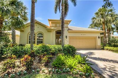 Estero Single Family Home For Sale: 23132 Oakglen Ln