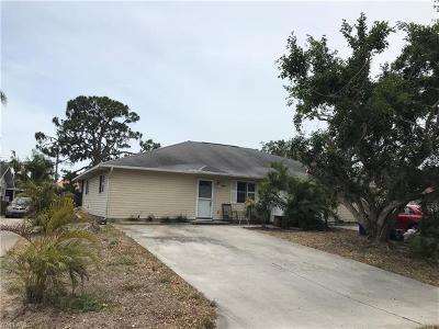 Bonita Springs Multi Family Home Pending With Contingencies: 3699 Quails Walk